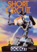 Short Circuit Commodore 64 Front Cover