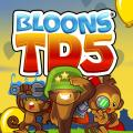 Bloons TD 5 PlayStation 4 Front Cover