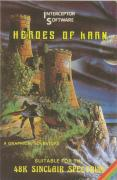Heroes of Karn ZX Spectrum Front Cover