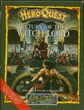 HeroQuest: Return of the Witch Lord ZX Spectrum Front Cover