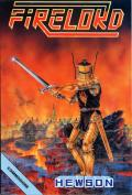 Firelord Commodore 64 Front Cover