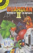 Guardian II: Revenge of the Mutants ZX Spectrum Front Cover