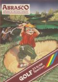 Golf ZX Spectrum Front Cover