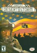 Conflict: Desert Storm Windows Front Cover