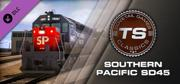 TS: Southern Pacific SD45 Windows Front Cover