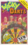 Wacky Darts ZX Spectrum Front Cover