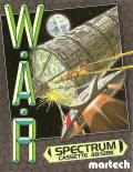 W.A.R ZX Spectrum Front Cover