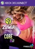 Zumba Fitness Core Xbox 360 Front Cover