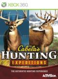 Cabela's Hunting Expeditions Xbox 360 Front Cover
