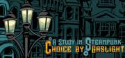 A Study in Steampunk: Choice by Gaslight Linux Front Cover