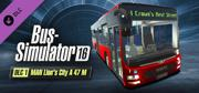 Bus Simulator 16: DLC 1 - MAN Lion's City A 47 M Macintosh Front Cover