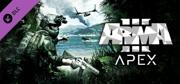 ArmA III: Apex Windows Front Cover