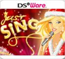 Just SING!: Christmas Songs Nintendo DSi Front Cover