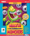 Math Munchers Deluxe Macintosh Front Cover