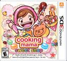 Cooking Mama: Sweet Shop Nintendo 3DS Front Cover