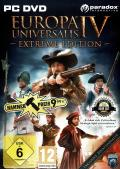Europa Universalis IV (Extreme Edition) Windows Front Cover
