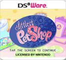 Littlest Pet Shop Nintendo DSi Front Cover