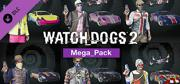 Watch_Dogs 2: Mega Pack Windows Front Cover