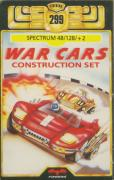War Cars Construction Set ZX Spectrum Front Cover