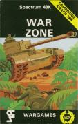 War Zone ZX Spectrum Front Cover