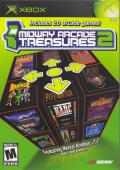 Midway Arcade Treasures 2 Xbox Front Cover