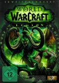 World of WarCraft: Legion Macintosh Front Cover