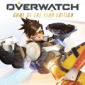 Overwatch: Game of the Year Edition PlayStation 4 Front Cover