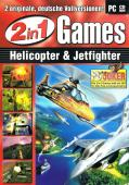 2 in 1 Games: Helicopter & Jetfighter Windows Front Cover