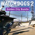 Watch_Dogs 2: Golden City Bundle PlayStation 4 Front Cover