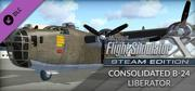 Microsoft Flight Simulator X: Steam Edition - Consolidated B-24 Liberator Windows Front Cover