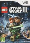 LEGO Star Wars III: The Clone Wars Wii Front Cover