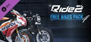 Ride 2: Free Bikes Pack 4 Windows Front Cover