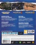 Uncharted: The Nathan Drake Collection PlayStation 4 Back Cover