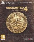 Uncharted 4: A Thief's End (Special Edition) PlayStation 4 Front Cover