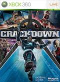 Crackdown: Free-for-All Pack Xbox 360 Front Cover