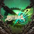 Guilty Gear Xrd: Rev 2 PlayStation 3 Front Cover