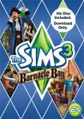 The Sims 3: Barnacle Bay Macintosh Front Cover