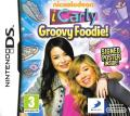 iCarly: Groovy Foodie! Nintendo DS Front Cover