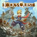 Lock's Quest PlayStation 4 Front Cover
