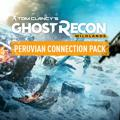 Tom Clancy's Ghost Recon: Wildlands - Peruvian Connection Pack PlayStation 4 Front Cover