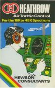 Heathrow International Air Traffic Control ZX Spectrum Front Cover