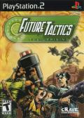 Future Tactics: The Uprising PlayStation 2 Front Cover