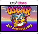 Oscar in Movieland Nintendo DSi Front Cover