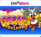 Oscar in Toyland 2 Nintendo DSi Front Cover
