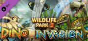 Wildilfe Park 3: Dino Invasion Windows Front Cover