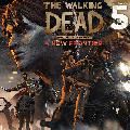 The Walking Dead: A New Frontier - Episode 5 PlayStation 4 Front Cover