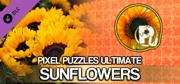 Pixel Puzzles Ultimate: Sunflowers Windows Front Cover