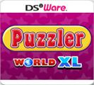 Puzzler World XL Nintendo DSi Front Cover