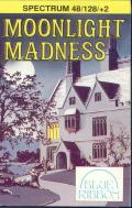 Moonlight Madness ZX Spectrum Front Cover
