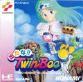 Detana!! TwinBee TurboGrafx-16 Front Cover